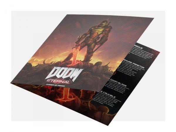 Press kit Doom Eternal