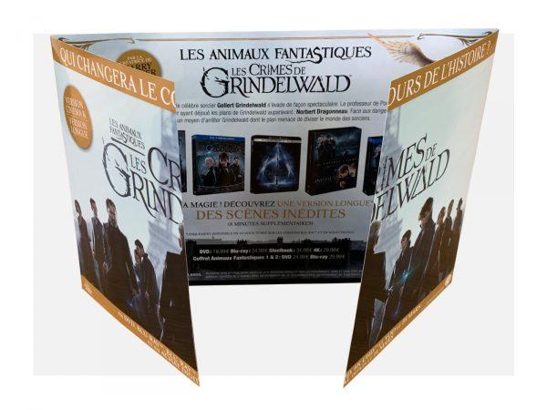 Press kit Les Animaux Fantastiques, Les Crimes de Grindelwald