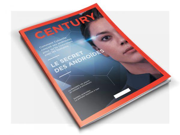 Detroit : Become Human – Le magazine issu du jeu