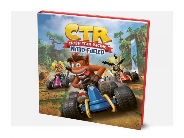 L'histoire de Crash Team Racing