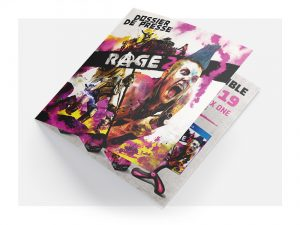 Press kit Rage 2