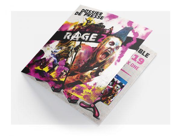 Press kit Rage 2