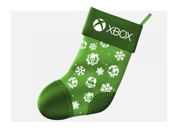 La chaussette de Noël Xbox