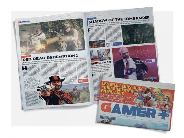 Gazette Gamer +
