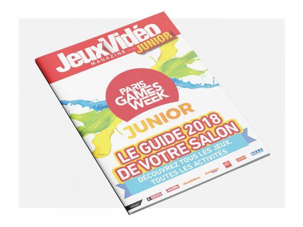Guide Paris Games Week Junior