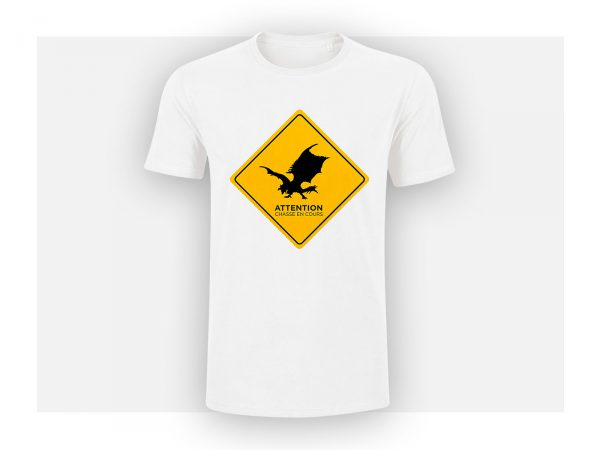 Monster Hunter World – T-shirt